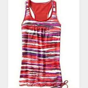 3/$15 °Athleta° Crimson Tinker Tank Athletic Shirt
